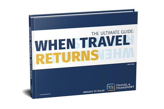 When Travel Returns Ebook Cover